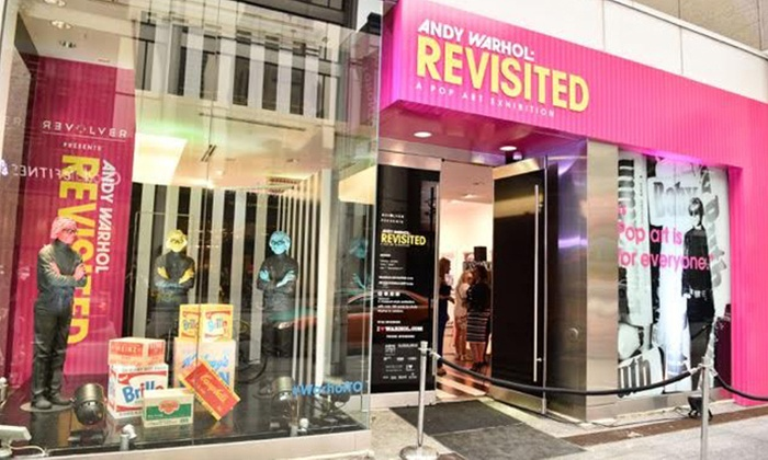Andy Warhol Revisited Exhibit - Andy Warhol Revisited: Revolver Gallery Presents: Andy Warhol Revisited at Revolver Gallery Through December 30