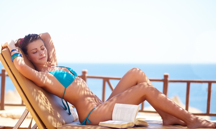 Smooth Summer Mobile Airbrush Tanning - Pflugerville: Up to 52% Off Tanning at Smooth Summer Mobile Airbrush Tanning
