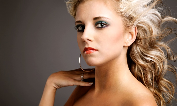 Halo Hair Studio - Rackheath Park: $85 for $155 Groupon — Halo Hair Studio