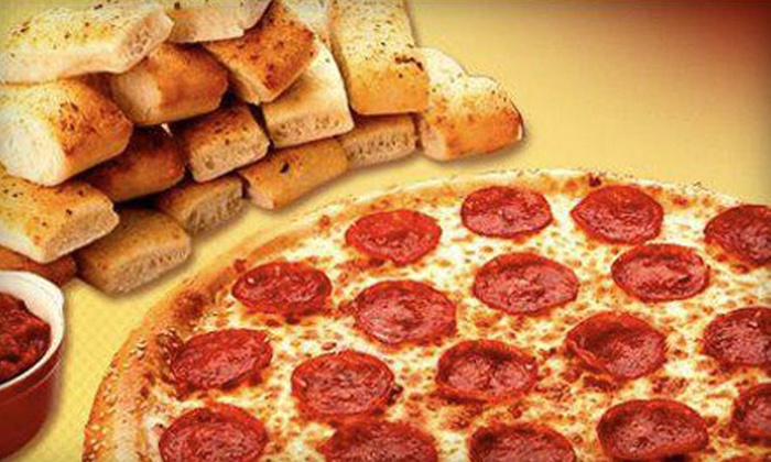 Hungry Howie's Pizza & Sub - Westport Business: $15 Worth of Pizzas and Subs