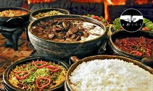 Las Palmas Do Brazil: Menu brasiliano all you can eat da Las Palmas do Brazil (sconto fino a 58%)