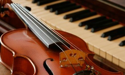 Violinist Soovin Kim -