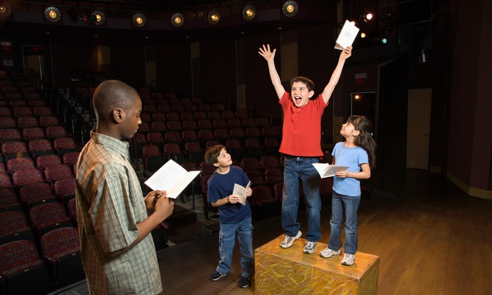 Theatre of the Imagination - Leawood South: $80 for a One-Week Kids' Performing-Arts Camp at Theatre of the Imagination ($160 Value). Six Sessions Available.