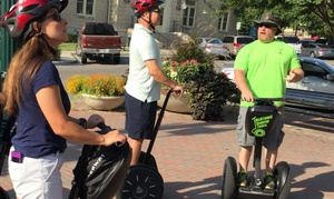 McKinney Segway Tours: Up to 48% Off Segway Tours at McKinney Segway Tours