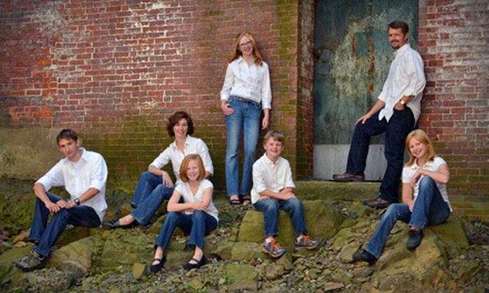 McKenney Photography - Biddeford: $49 for a Photo-Shoot Package with Prints and an Image CD from McKenney Photography ($261 Value)