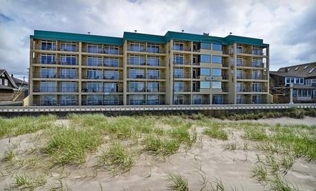 Beachfront Hotel in Oregon