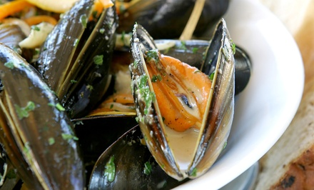 $20 for $40 Worth of Dinner Seafood and Drinks at Prime Catch Seafood Bar & Lounge