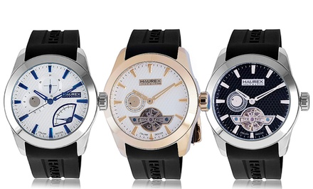 Haurex Italy Men's Watches