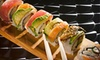 Half Off at Geisha Japanese Steakhouse & Sushi Bar