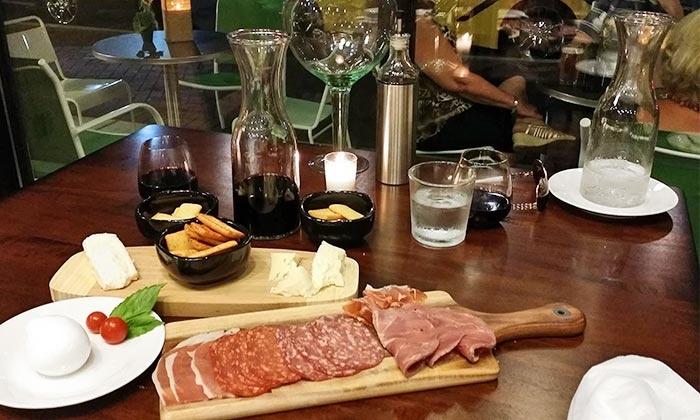 Cafe Au Parc - Café Au Parc: 2 Groupons, Each Good for $10 of European Cafe Fare, or Charcuterie and Wine at Café Au Parc (Up to 48% Off)