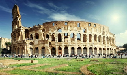 ✈ 16-Day Europe Vacation with Airfare from go-today. Price per Person Based on Double Occupancy (Buy 1 Groupon/Person).