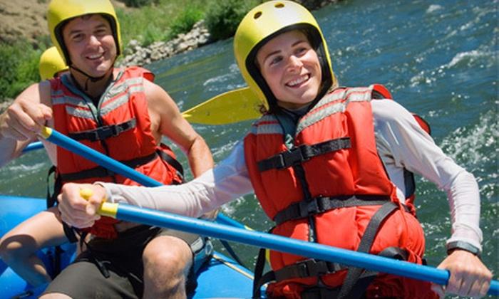 Kidder Creek Rafting Trips - Happy Camp: One-, Two-, or Three-Day Rafting Adventure from Kidder Creek Rafting Trips in Happy Camp (Up to 52% Off)