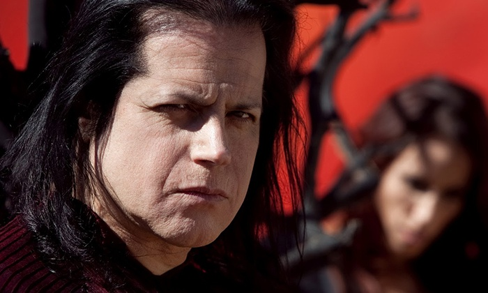Danzig - Iron City: Danzig Blackest of Black Tour on October 11 at 7 p.m.