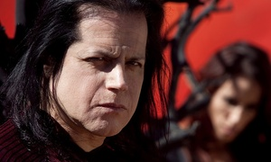 Danzig: Danzig Blackest of Black Tour on October 11 at 7 p.m.