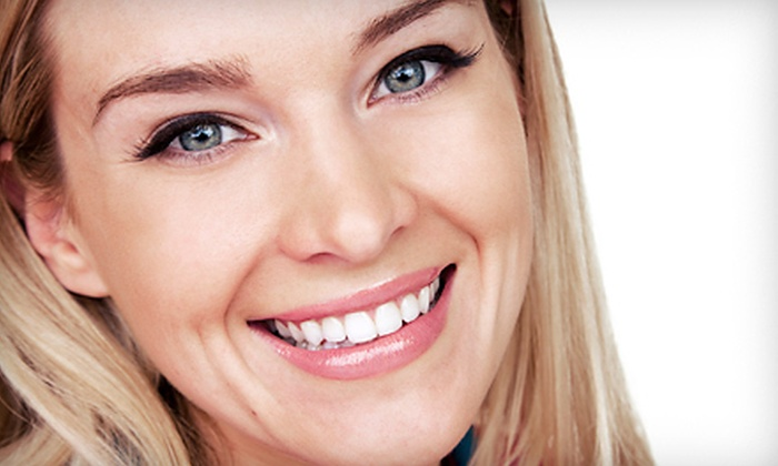 Schulte Family Dentistry - Hazelwood: One Ceramic or Porcelain-Fused-to-Metal-Crown, or One Partial Denture at Schulte Family Dentistry (Up to Half Off)