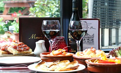 image for £40 or £80 Worth of Spanish Food for Two or Four at Marco's Bar (Up to 50% Off)