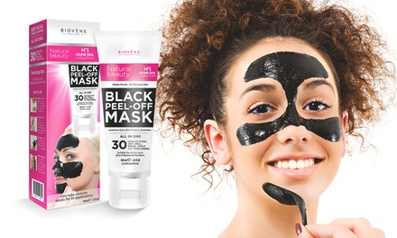 Black Peel-Off Mask for £5.99 (92% Off)