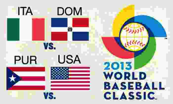 2013 World Baseball Classic - Marlins Park: 2013 World Baseball Classic on March 12 or 13 (Up to 52% Off). Three Games and Three Seating Options Available.