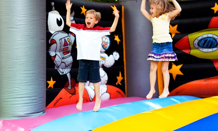 Mall Tots at Play - Liberty Tree Mall : 5 or 10 Drop-In Visits at           Mall Tots at Play (Up to 52% Off)