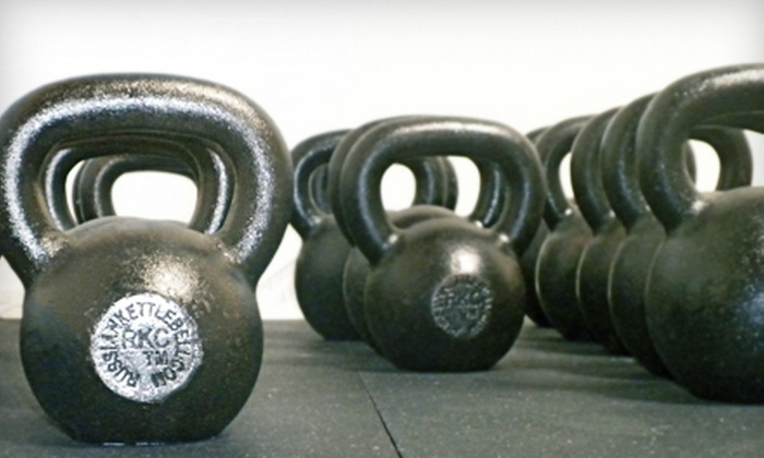 Kettlebells South Bay - Torrance: 6, 8, or 12 Kettlebell Fitness Classes at Kettlebells South Bay in Torrance (Up to 77% Off)