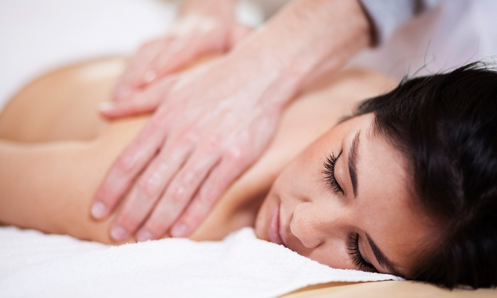 Life Energy Massage - Downtown: One 60-, 90-, or 120-Minute, or Five 60-Minute Acupressure Massages at Life Energy Massage (Up to 58% Off)