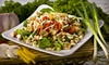 Muscle Maker Grill - Rolling Meadows: Lunch or Dinner for Two or Four at Muscle Maker Grill (Half Off)