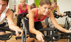 All Out Cycle llc: Two 60-Minute Indoor-Cycling Classes from All Out Cycle, LLC (44% Off)