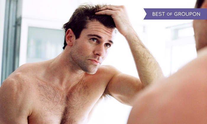 Forever 25 Medical Center - Forever 25 Medical Center: 6 or 12 Weeks of Laser Hair-Restoration Treatments at Forever 25 Medical Center (94% Off)