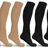 DCF Compression Socks for Men and Women (6-Pack)