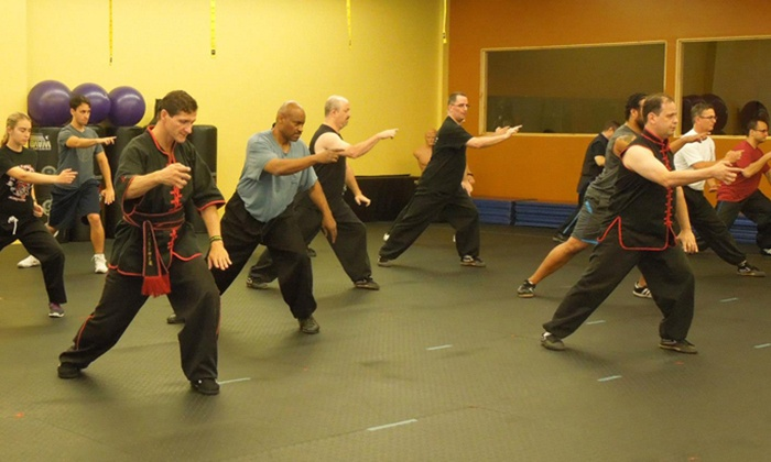 MAX Martial Arts & Fitness - East Farmingdale: Three or Five Kung Fu Classes at MAX Martial Arts & Fitness (Up to 83% Off)