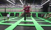 ClubLife SportsZone - Mount Hope: 120 Minutes of Trampoline-Park Open-Jump Time at ClubLife SportsZone (44% Off)
