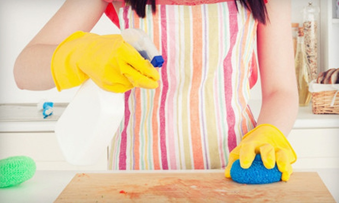 Oasis Maids - Temecula: Two- or Four-Hour Deep-Housecleaning Session from Oasis Maids (Up to 55% Off)