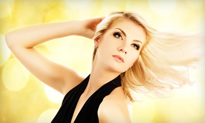Chez Beaute Salon & Spa - Folsom: Hair Services at Chez Beaute Salon & Spa in Folsom (Up to 54% Off). Four Options Available.