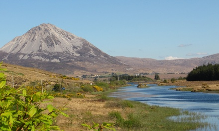 Co. Donegal: 2 or 3 Nights for Two with Breakfast and Two Course Dinner at Ostan Loch Altan