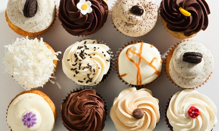 $30 or $60 Worth of Cupcakes or Other Treats at Cakes by Karen