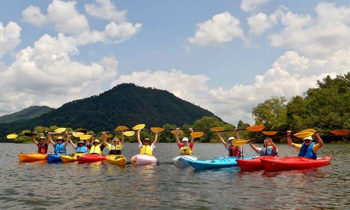 Smoky Mountain Kayaking - Tallassee: Kayak Tour for One, Two, or Four at Smoky Mountain Kayaking (Up to 51% Off)