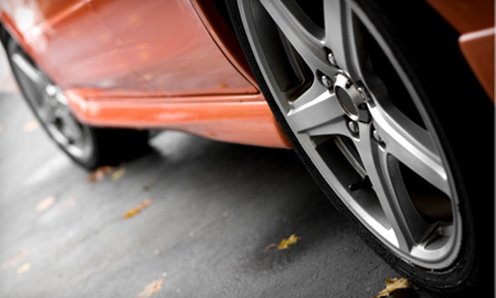 Auto Inceptions - North Central Omaha: Interior and Exterior Detail with Paint Sealant for a Small, Medium, or Large Car at Auto Inceptions (Up to 52% Off)