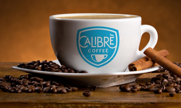 Calibrè Coffee - South Barrington: $15 for 3 Groupons, Each Worth $10 Coffee, Pastries, and Breakfast Sandwiches at Calibrè Coffee