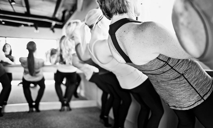 Pure Barre Hollywood - Hollywood: 5 or 10 Pure Barre Fitness Classes at Pure Barre Hollywood (Up to 56% Off)