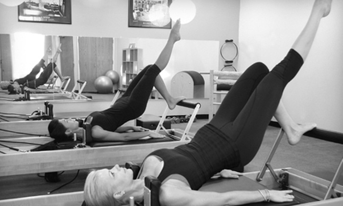 Poise and Strength Pilates - Salt Lake City: Five Mat/Barre Classes, Five Equipment Classes, or Four of Each at Poise and Strength Pilates (Up to 76% Off)