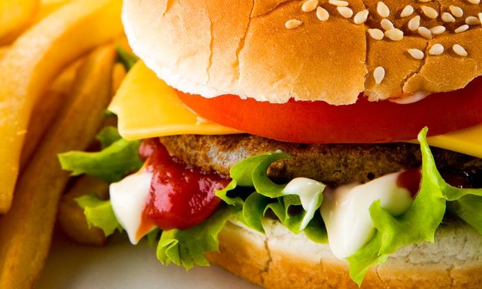 Ron's Hamburgers and Chili - Brookside: $15 for $25 Worth of American Fare at Ron's Hamburgers and Chili