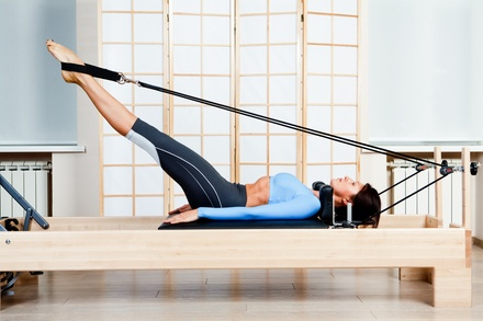 A Pilates Reformer Class at Pilates By Karis (65% Off)