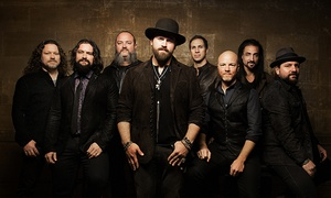 Zac Brown Band: Zac Brown Band on October 18 at 7 p.m.
