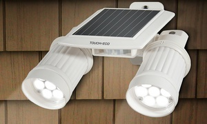 Twinspot Pro Solar Motion-detecting Led Light