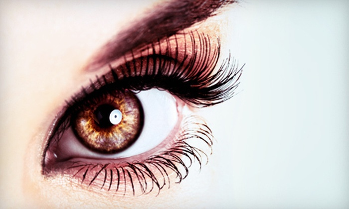 Forever Young Cosmetic Spa - Glen Ellyn: Full Set of Faux Mink Eyelash Extensions, Extension Touch-Up, or Permanent Makeup Application at Forever Young Cosmetic Spa (Up to 68% Off)