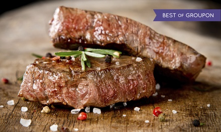 44% Off at Christopher's Prime Steak House and Grill