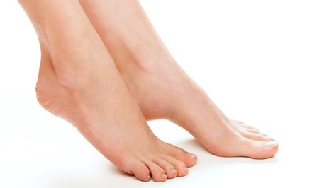 Laser Toenail-Fungus Treatment for One Toe or One or Two Feet at Aesthetic Advantage (Up to 73% Off)