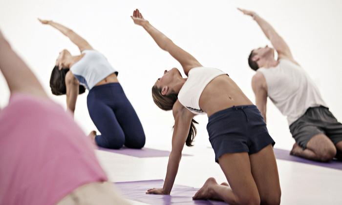 Yoga Desha - Montclair: 5 or 10 Classes at Yoga Desha (Up to 70% Off)