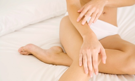 Six Laser Hair-Removal Treatments from Mint Laser Clinic & Skin Care (Up to 92% Off). Four Options Available.