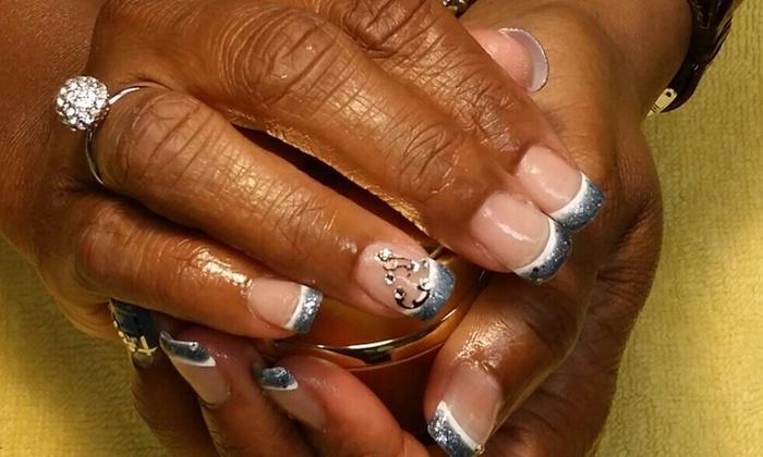 Salon Unique Nails and Spa - Atlanta: A Manicure from Salon Unique Nails & Spa (55% Off)